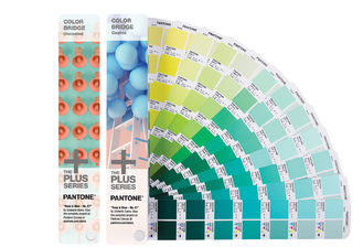CMYK Printing Paint Color Cards Bridge Set Powlekany / niepowlekany GP6102N